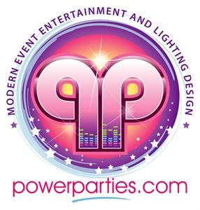 Power Parties Modern Event Entertainment, Lighting and Photo Booths
