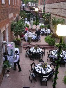 Larkin's Courtyard