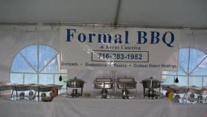 Formal BBQ & Event Catering