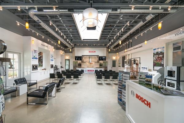 Bosch Experience Center at Serenbe
