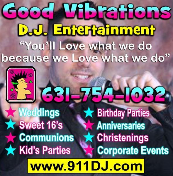 Good Vibrations DJ Entertainment