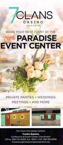 Paradise Event Center