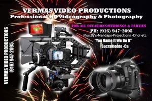 verma's video photography production