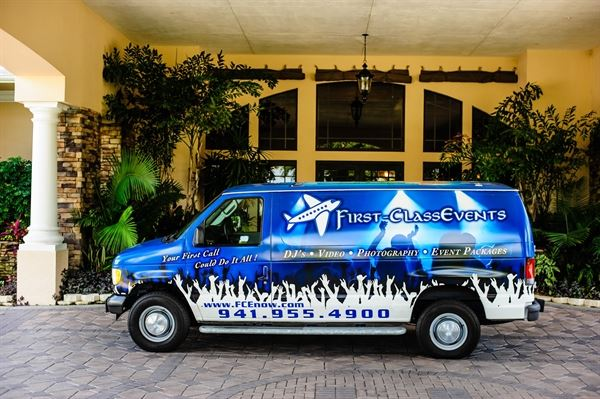 First Class Events: Event Staffing