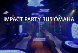 Impact Party Bus Omaha