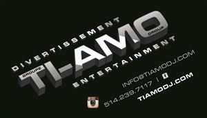 TI AMO  PRODUCTIONS GROUP MONTREAL