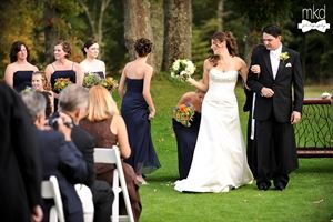 Laurel Lane Country Club Wedding Garden