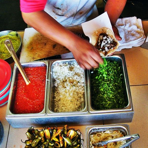 MyTaquero(dot)com - Taco Man Catering