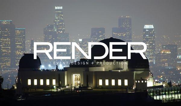 RENDER Event Design