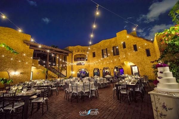 Miami Wedding Venues Curtiss Mansion