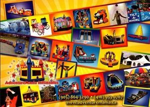 Adventure Mania Inflatable