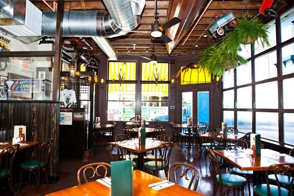 Brick Alley Pub And Restaurant