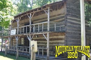 Mountain Village 1890 & Bull Shoals Caverns