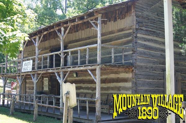 Mountain Village 1890 & Bull Shoals Caverns