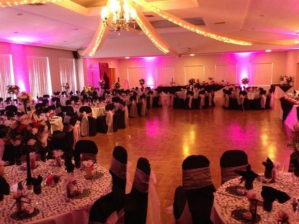 Banquet Halls at the Glendora Woman's Club