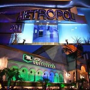 Metropol Banquets     Modern & Millennium                        Grand & Crystal