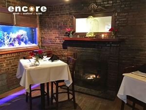 Encore Restaurant - Steak, Seafood, Sushi