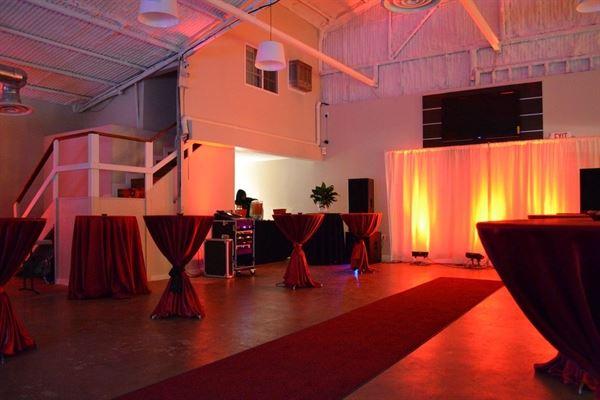 Social Arts Event Room