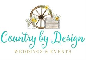 Country by Design Weddings & Events, LLC.