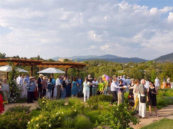 ... Santa Fe Botanical Garden Will Amaze You. Photos