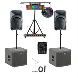 Narrow Gauge Sound System Rentals