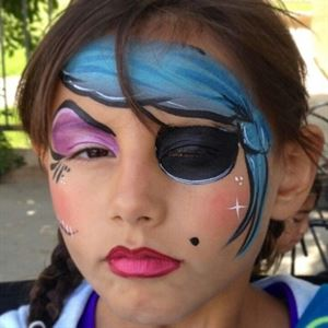 Face Painting by Becky