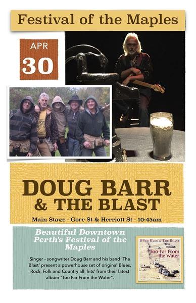 Doug Barr & the Blast