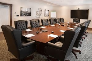 Alfred Weissman Executive Boardroom