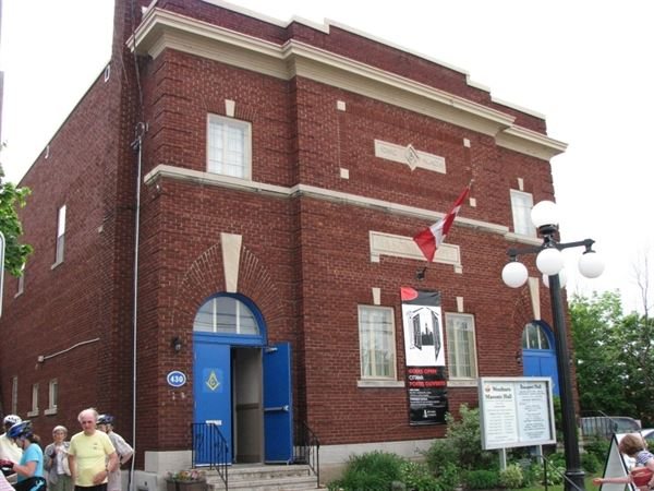 Westboro Masonic Hall