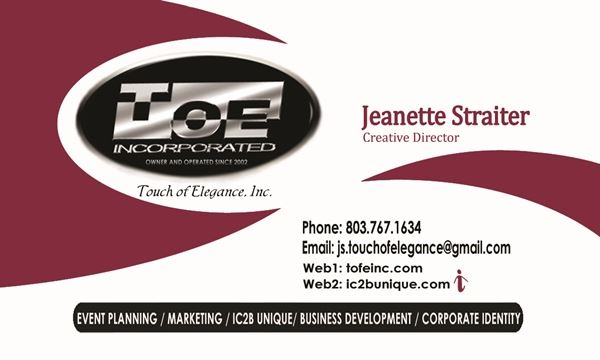 Touch Of Elegance, Inc