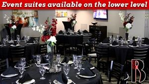 Event Suites on Lower Level
