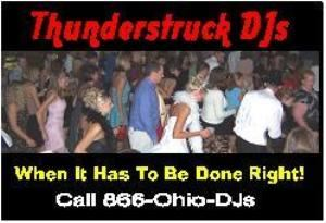 Thunderstruck DJ Service
