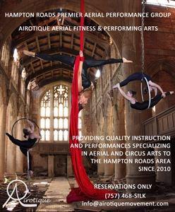 Airotique aerial dance company
