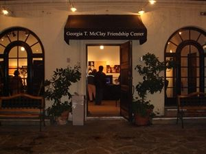 The McClay Friendship Center