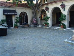 The Engemann Family Courtyard
