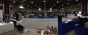 Exhibit Hall A & B