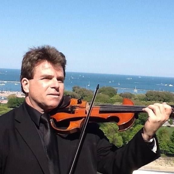 Gabriel Edgar Violinist