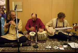 Sangam Indian Music Trio of Los Angeles