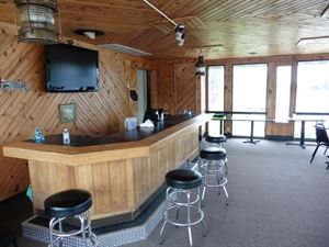 Tiki Beach Bar & Grill Waterfront Party Room!