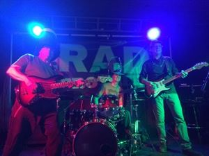 THE RAD BROTHERS CLASSIC ROCK 3 PIECE BAND