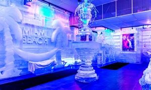 Drinkhouse Fire & Ice lounge