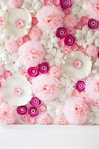 Uplifting Surprise Paper Flowers & More