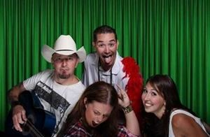 Texas Party Entertainment: 3D-PhotoBooth or Create a Music Video