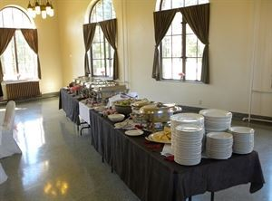 The Collectors Choice Full Service & Off-Site Catering