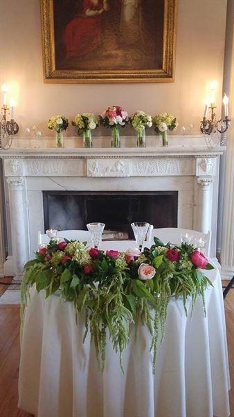 Boston Event Diva's Floral Design & Day Coordination