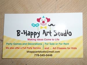 B-Happy Art Studio