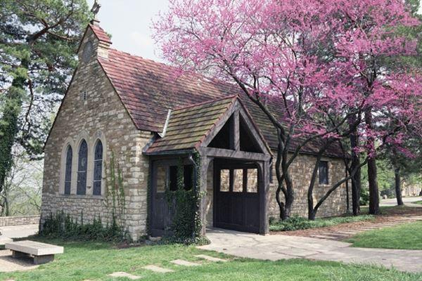 Danforth Chapel at the University of Kansas
