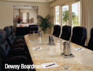 Dewey Boardroom
