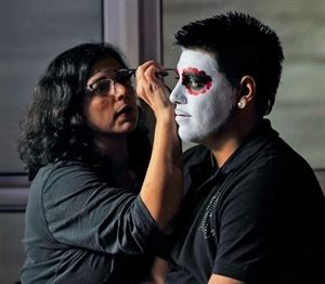 Face to Face Painting