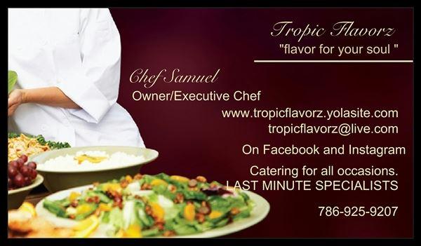 Tropic Flavorz